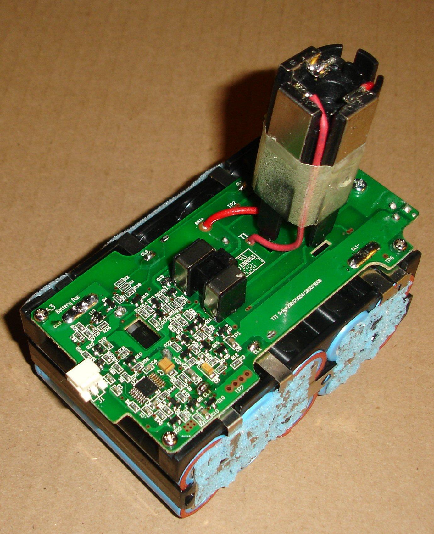 toolboy's Corner: Rebuilding Ryobi 18v Batteries