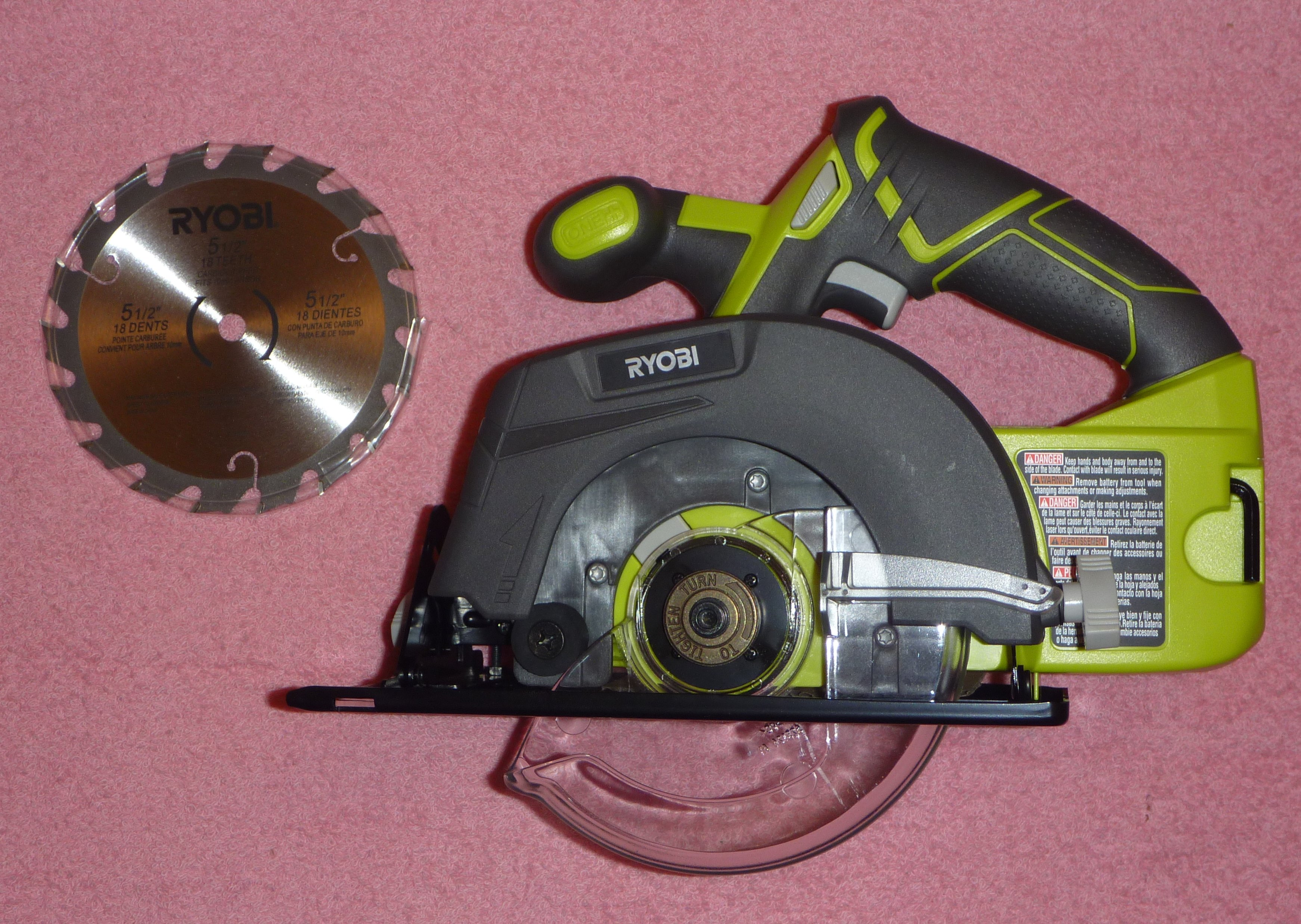 ryobi 5 1 2 circular saw manual